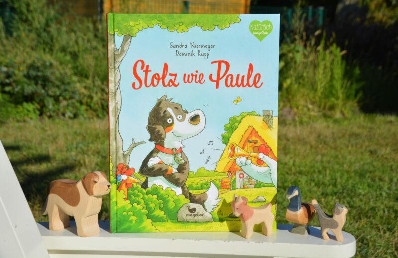 Stolz wie Paule – Ein Wachhund zu sein ist gar nicht so leicht!
