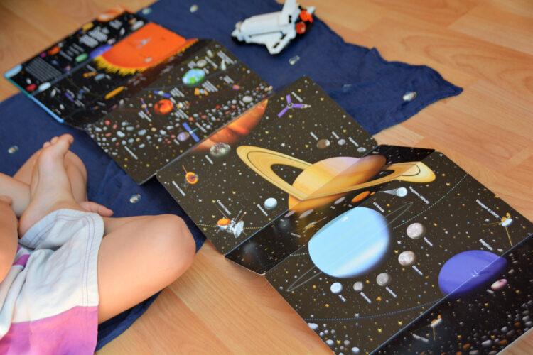Panoramabuch - Unser Sonnensystem
