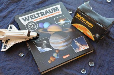 Weltraum – Unserem Sonnensystem so nah mit der Virtual-Reality-Brille + Gewinnspiel