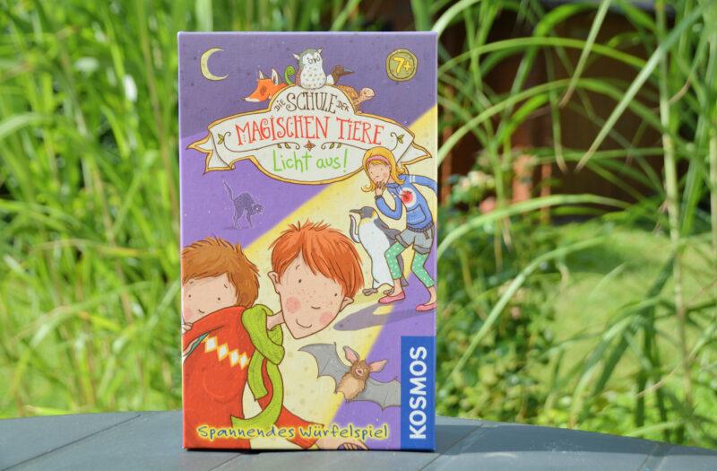 Die Schule der magischen Tiere – Licht aus!: Das spannende Würfelspiel