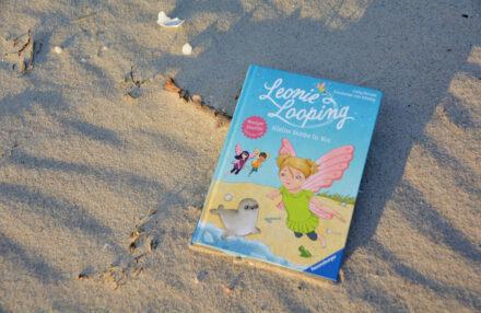 Leonie Looping – Kleine Robbe in Not: Plastik im Meer und am Strand + Gewinnspiel