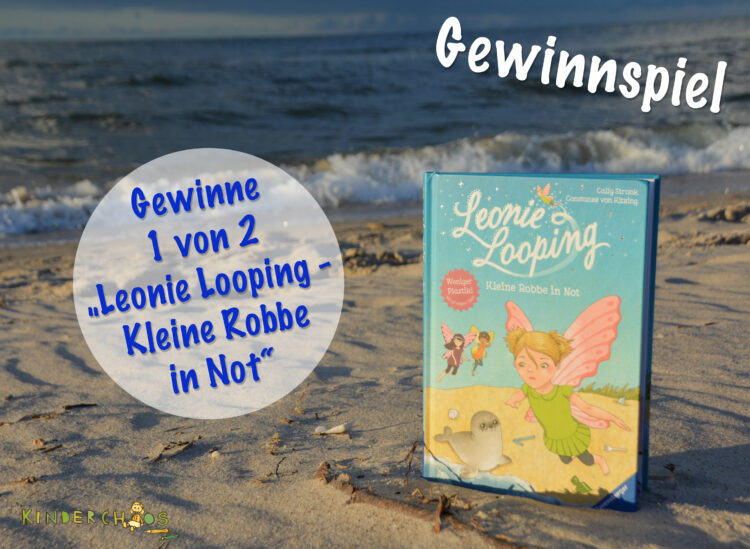 Leonie Looping Kleine Robbe in Not