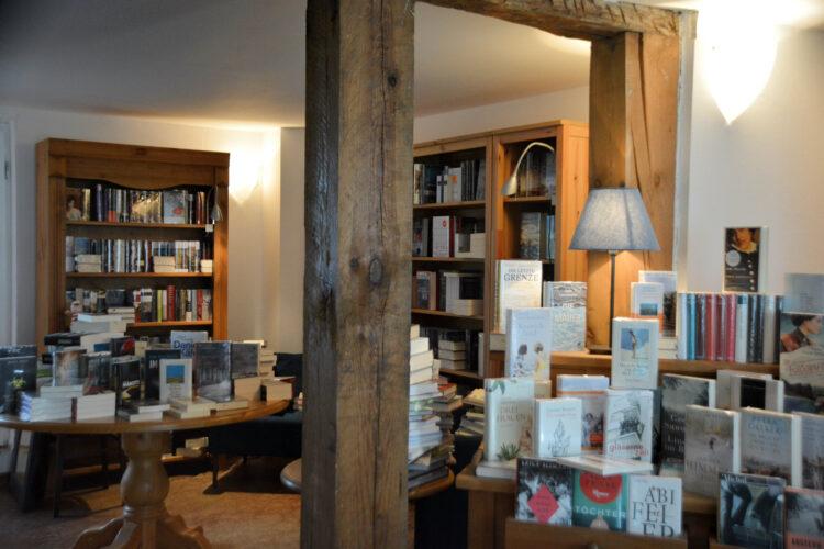Buchladen in Mirow