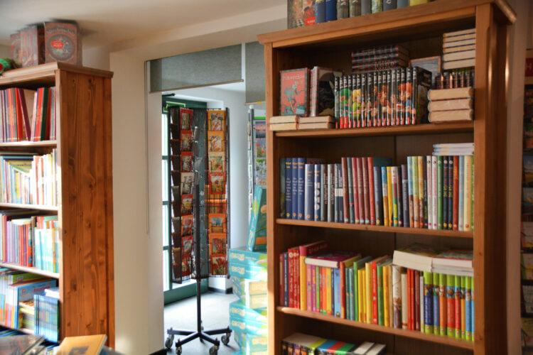 Schmitt´s Bücherladen in Mirow