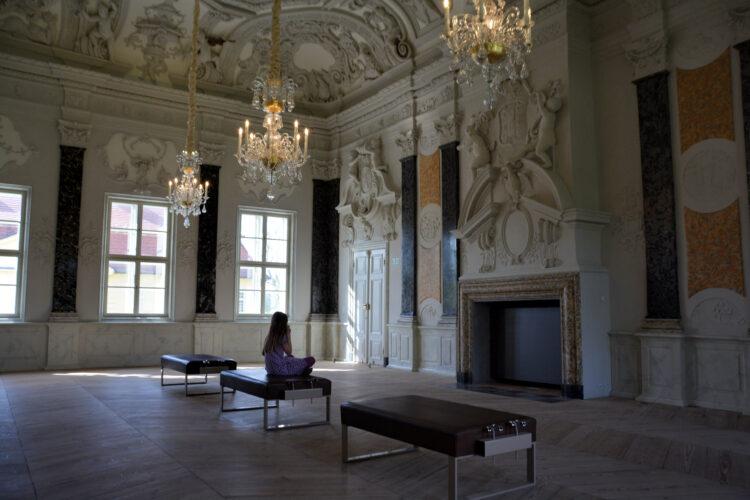 Festsaal Schloss Mirow
