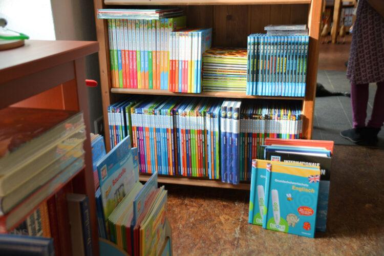 Kinderbücher in Schmitt´s Buchladen