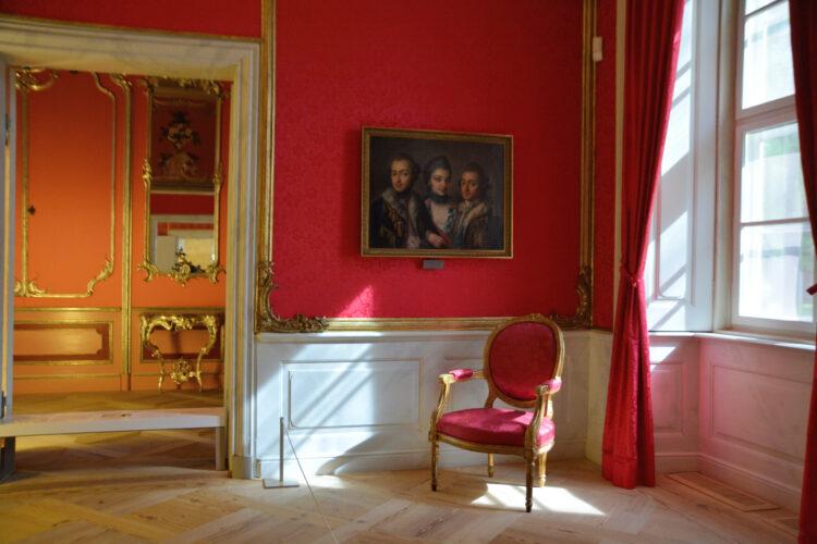Schloss Mirow Familienausflug