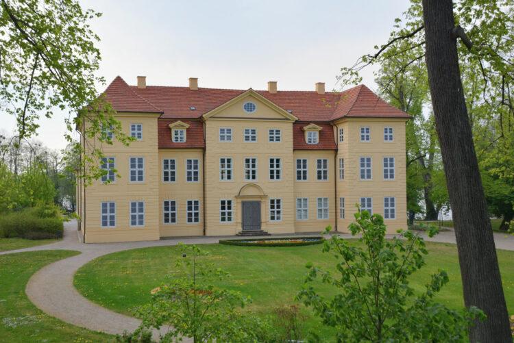 Schlosspark Schloss Mirow