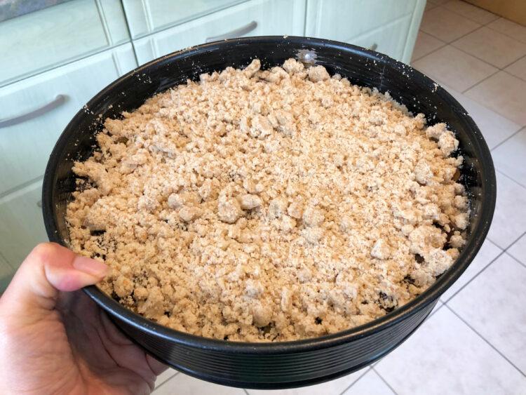 Streusel-Pflaumenkuchen