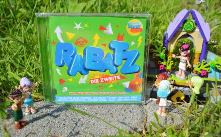 Radio TEDDY – RABATZ die Zweite: Das Album zum Familienfestival + Gewinnspiel