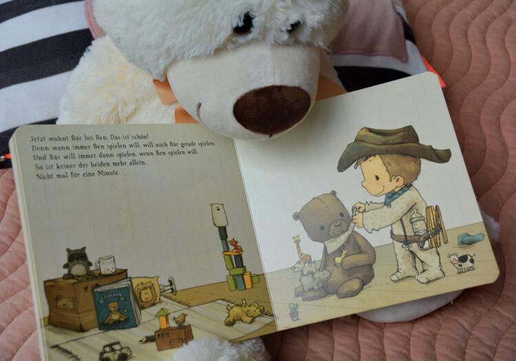 Ben liebt Bär... und Bär liebt Ben