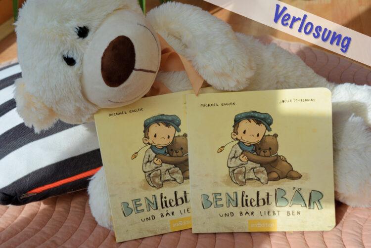 Ben liebt Bär Verlosung