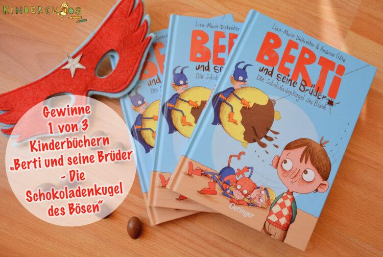 Berti und seine Brüder Gewinnspiel