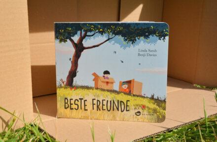 Beste Freunde von Linda Sarah und Benji Davies: Sind beste Freunde immer zwei?