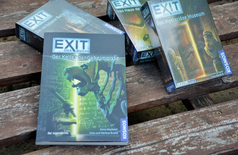 EXIT – Das Buch: Der Keller der Geheimnisse – Wer löst das Rätsel?