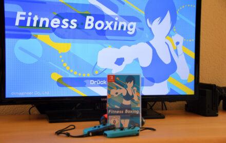 Fitness Boxing: Mit der Nintendo Switch fit durch den Herbst und Winter! + Gewinnspiel