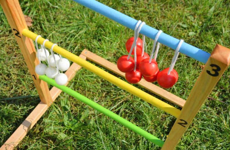 Leitergolf – dieses Outdoor-Spiel begeistert unsere ganze Familie!