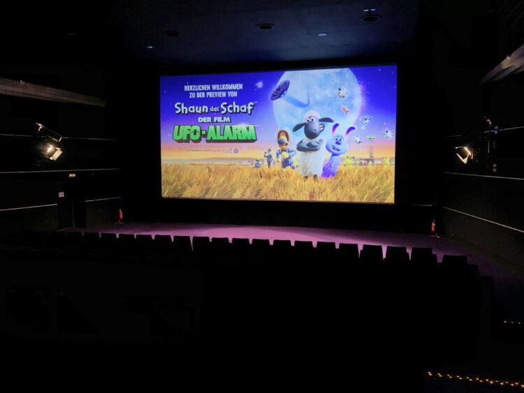 Shaun das Schaf - Der Film: Ufo-Alarm Preview in Berlin