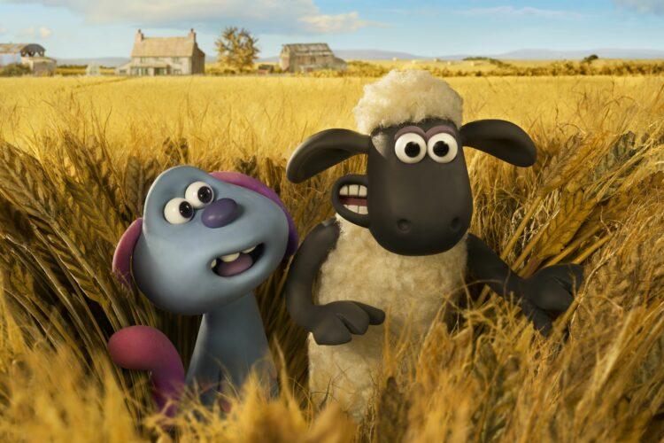 LU-LA und Shaun entdecken de Welt