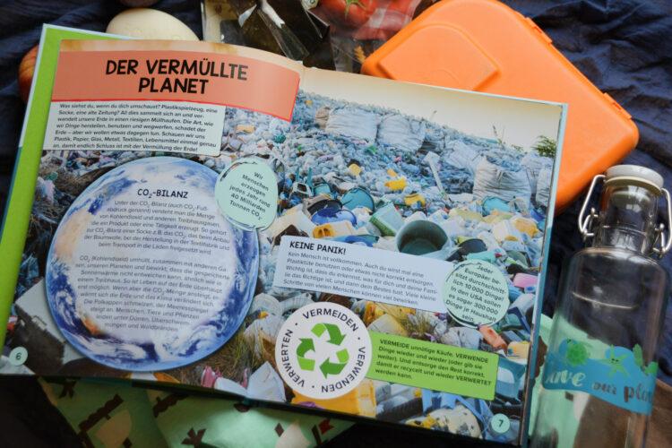 Weniger ins Meer: Plastik und Müll vermeiden