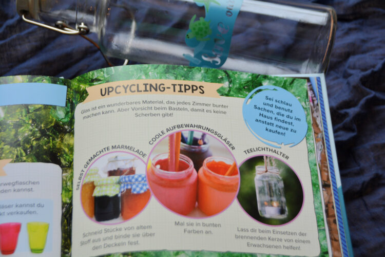 Glas Upcycling-Tipps