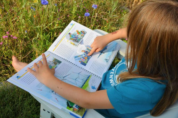 Kindern Umweltschutz näher bringen