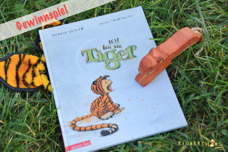 Bilderbuch Ich bin ein Tiger