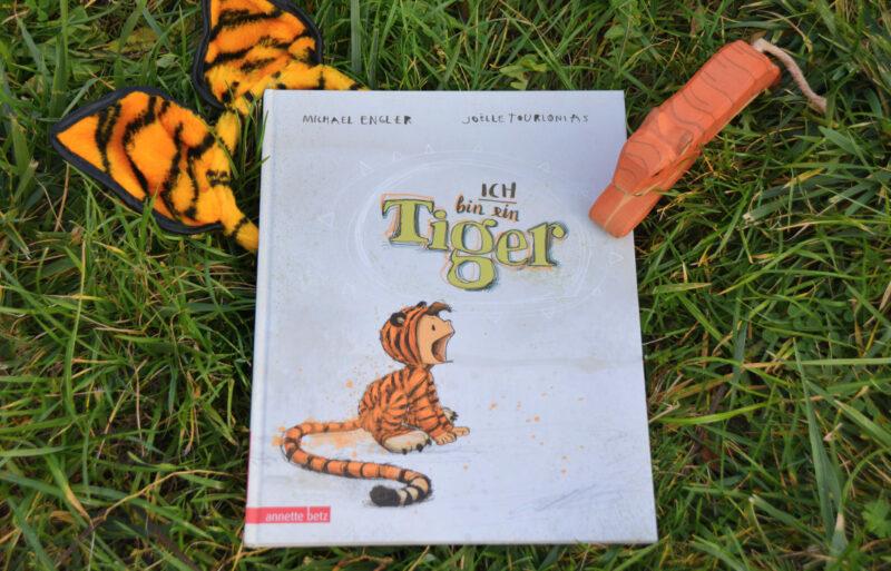 Ich bin ein Tiger – Die Macht der kindlichen Fantasie + Gewinnspiel