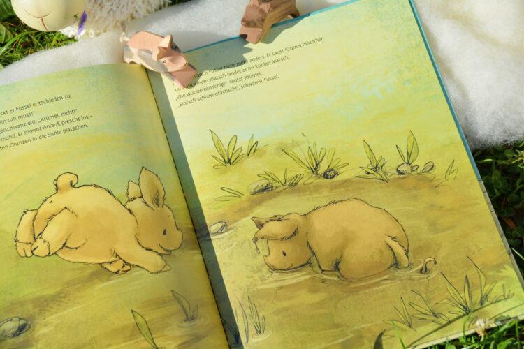 Schweine von Joëlle Tourlonias
