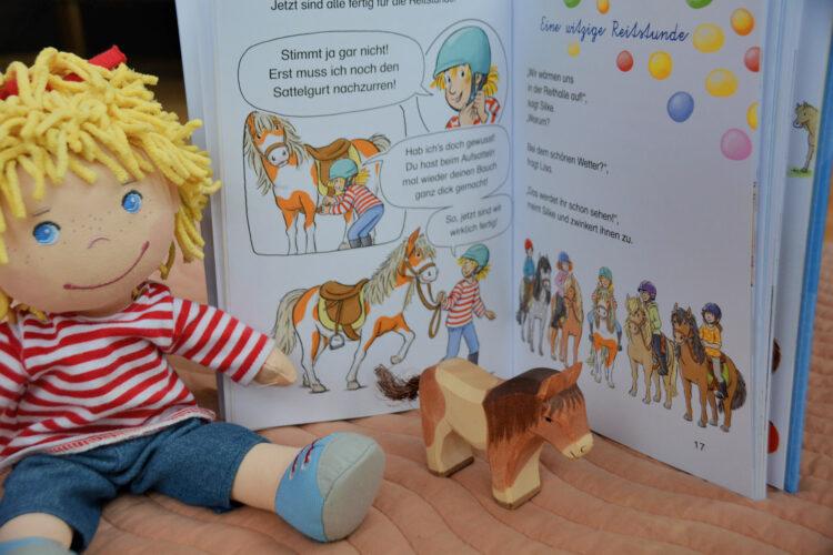 Conni und ihr Pony Flecki