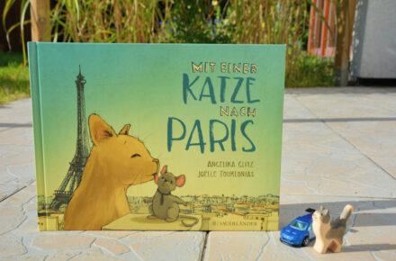 Mit einer Katze nach Paris: Freundschaft zwischen Katz und Maus?