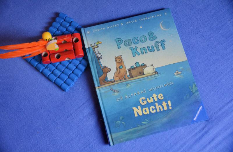 Paco & Knuff – Die Alpakas wünschen Gute Nacht! + Verlosung
