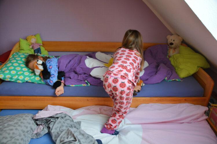 BioKinder Bett für Kinder
