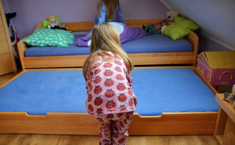 Kinderbett für Geschwister