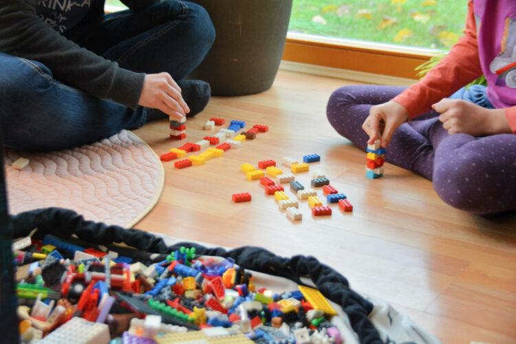 Lego Zick-Zack-Turm Weltrekord