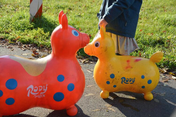 Rody Hüpfpferde