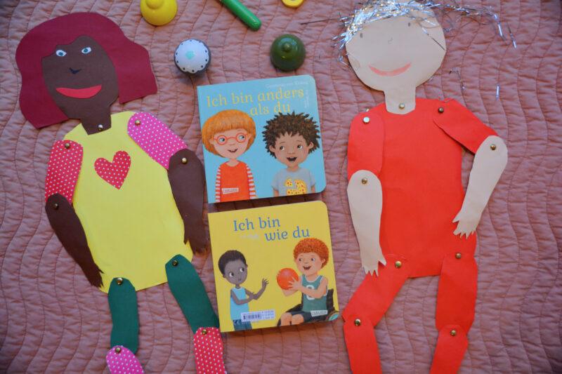 """Ein Must-Have für jedes Kinderzimmer, jeden Kindergarten und jede Grundschulklasse: """"Ich bin anders als du – Ich bin wie du"""" + Gewinnspiel"""