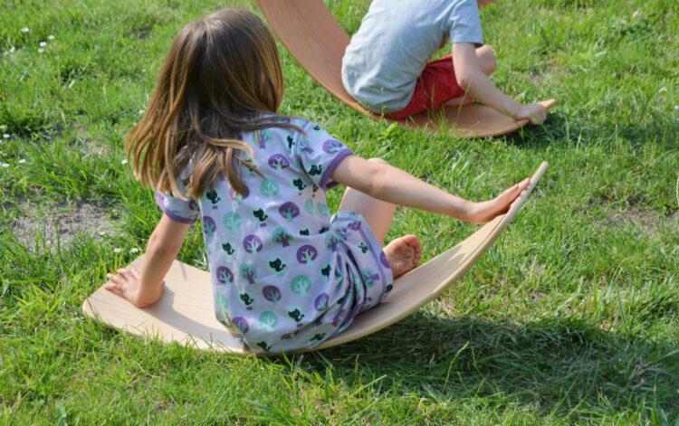 Balance Boards Kinder lieben sie