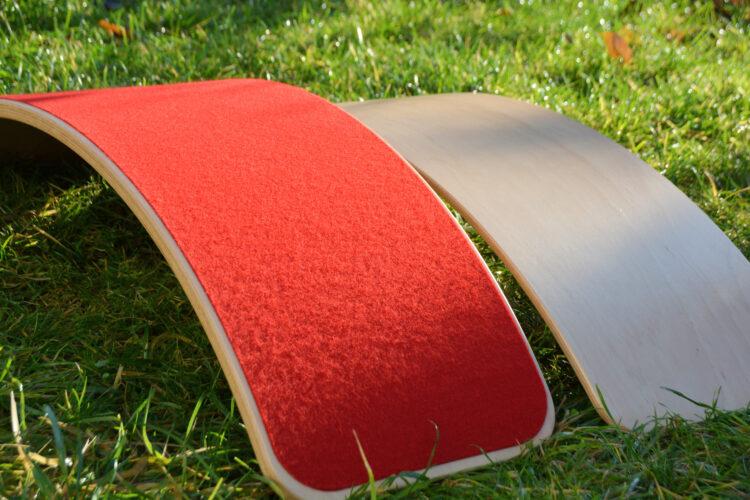 Balance Board Wobbel Original und das.Brett