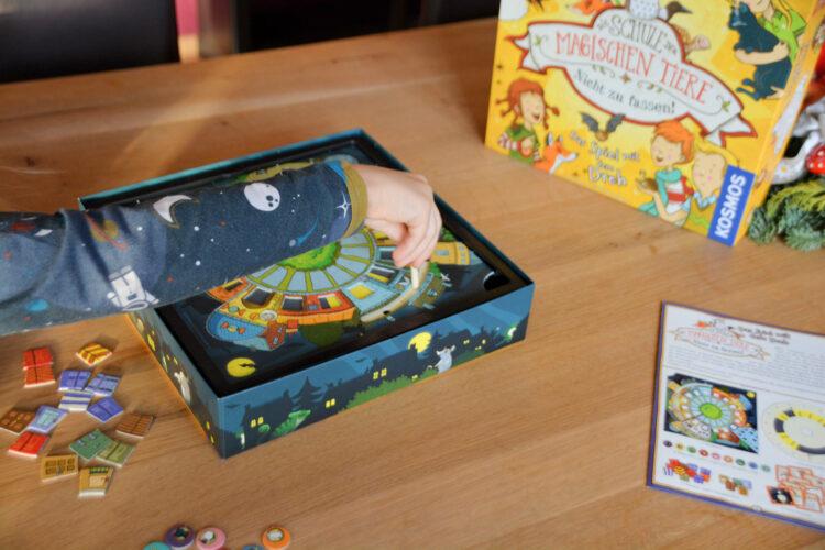 Brettspiel Die Schule der magischen Tiere