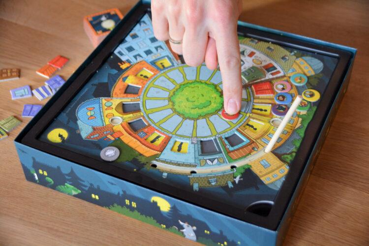 Familienspiel Die Schule der magischen Tiere