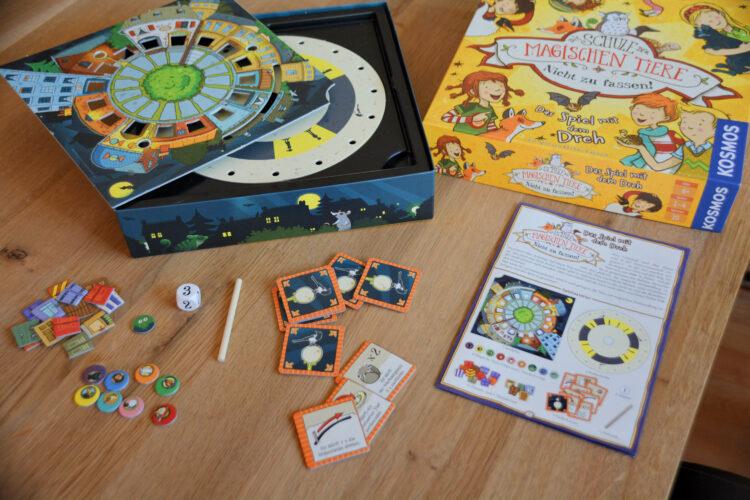 Kinderspiel Die Schule der magischen Tiere
