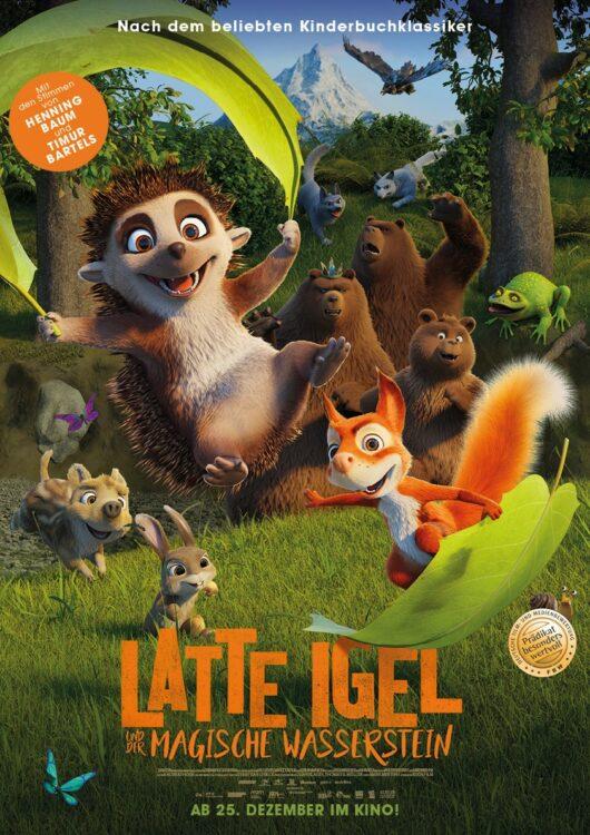Kinderfilm Latte Igel