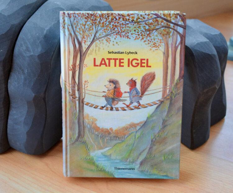 Kinderbuch Latte Igel
