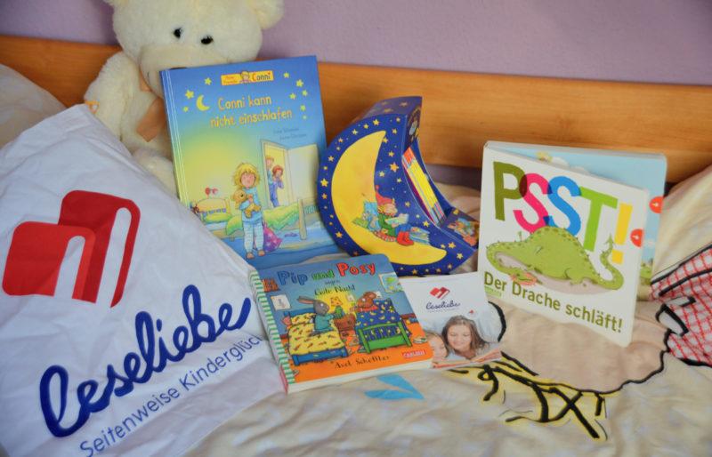 Es wird Zeit für Leseliebe: Seitenweise Kinderglück mit Kinderbüchern! + Verlosung