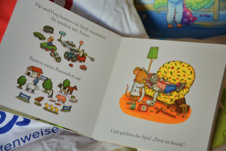 Leseliebe Kinderbücher Bilderbücher
