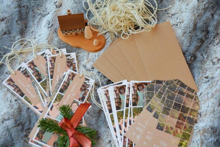 Sendmoments Foto-Weihnachtskarten