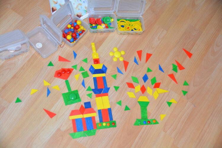 Fröbel Kindergarten Spielzeug