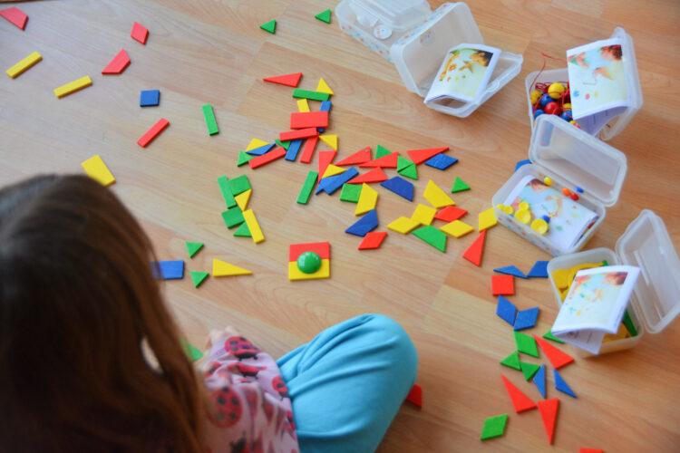 Fröbel Kindergarten SINA Spielzeug
