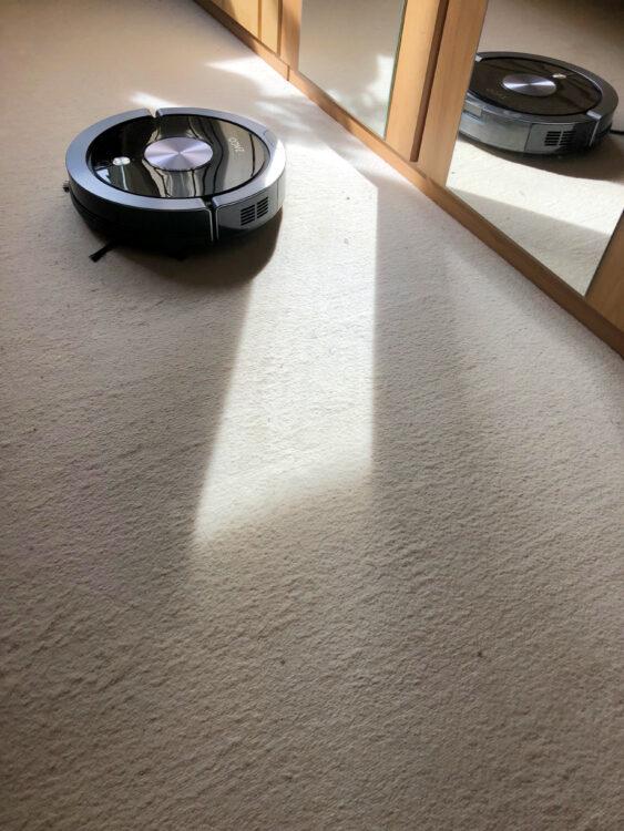 Teppich reinigen ZACO A9s